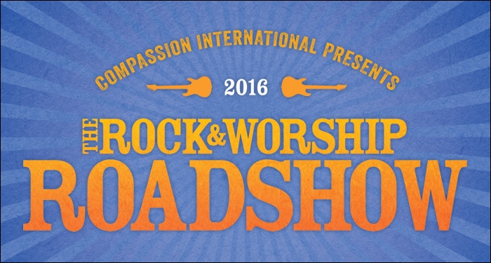 NRT Will Bring Music and Freebies to the Rock & Worship Roadshow Tour