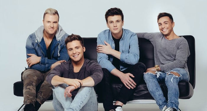 Spencer Kane Fills Open Spot in Anthem Lights