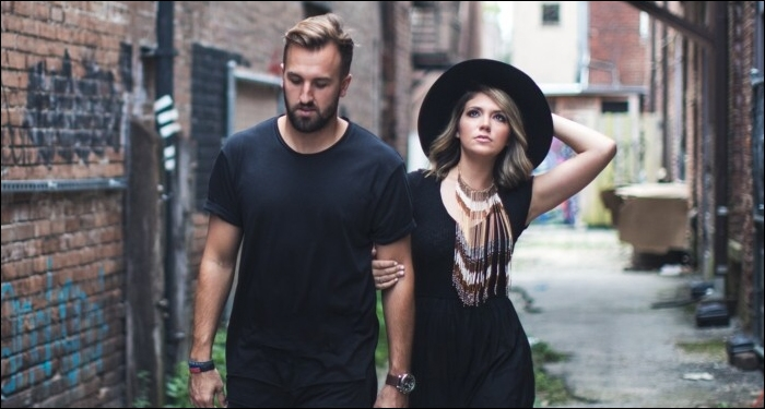 Radiate Music Releases Austin & Lindsey Adamec March 25