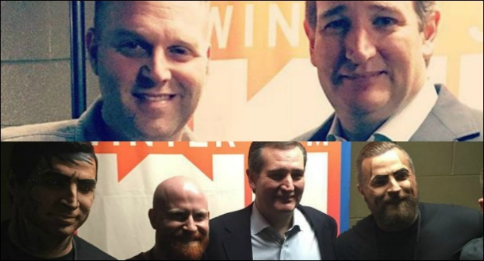 Ted Cruz Leads Prayer at Winter Jam