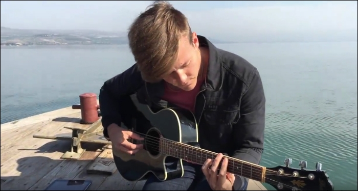 YouTube Star Tyler Ward Covers