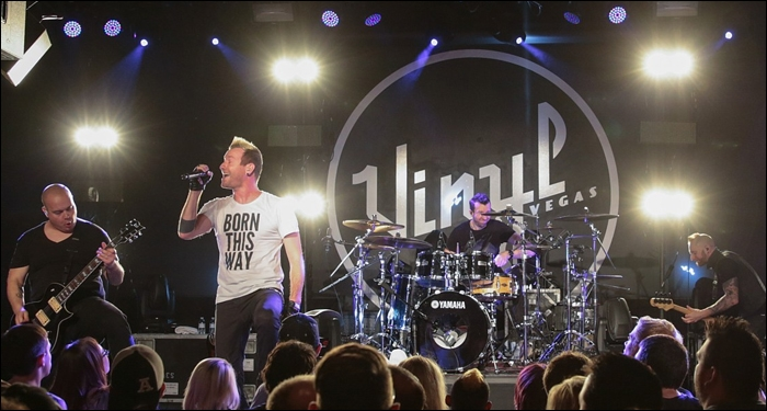 Thousand Foot Krutch Releases First Single from EXHALE,
