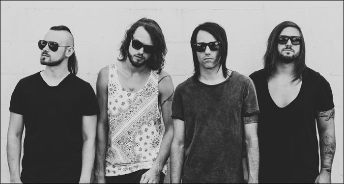 EXCLUSIVE: Disciple Announces Crowdfunding Campaign for Upcoming Album 'Long Live the Rebels'