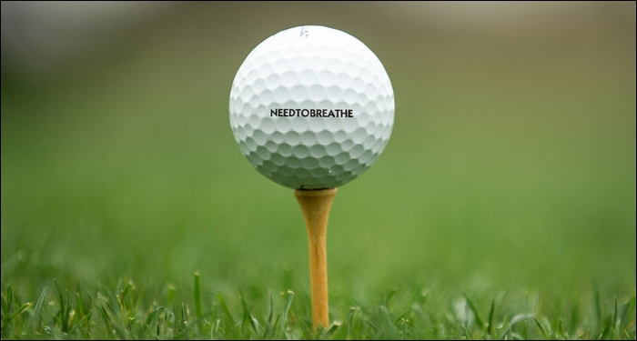 NEEDTOBREATHE Brings Together Stars From Music And Sports For Their Annual Charity Golf Event