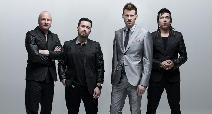 Building 429 Releases Live Music Video For 'Unashamed' On 4/29