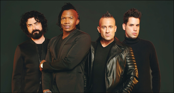 Newsboys Announce Love Riot Tour