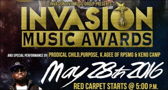 Invasion Music Awards To Celebrate The Best Of Christian Hip Hop
