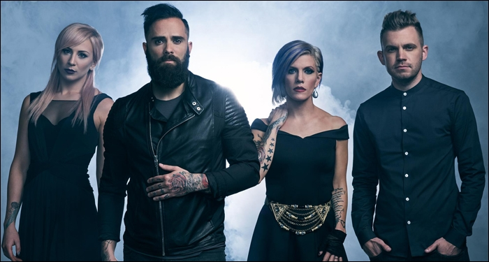 Skillet Premieres New Single