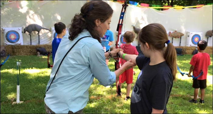 Amy Grant Welcomes Campers for 2nd Annual