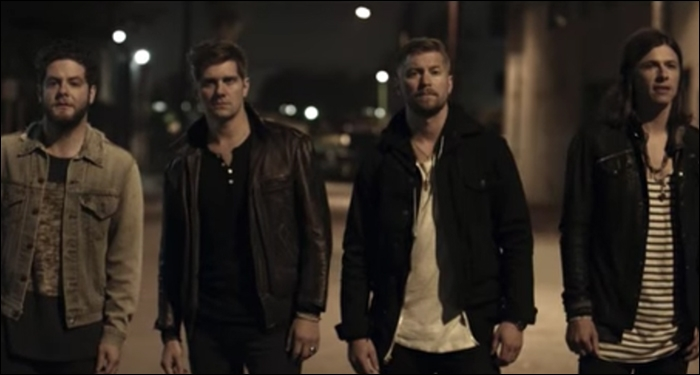NEEDTOBREATHE Premieres Music Video For Lead Single