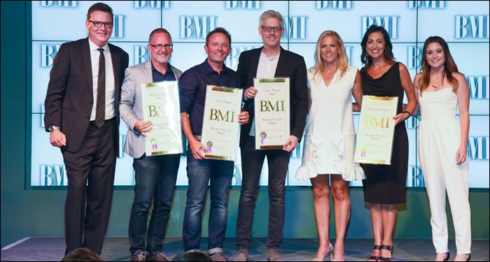 Matt Maher Honored with BMI Songwriter of the Year Award