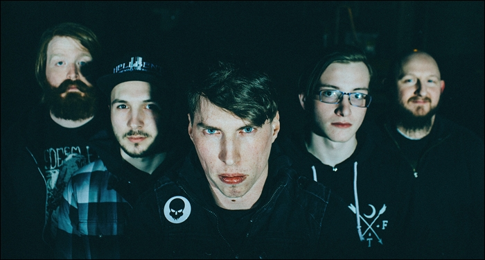 ​Metalcore Group Toarn Signs With Luxor Records