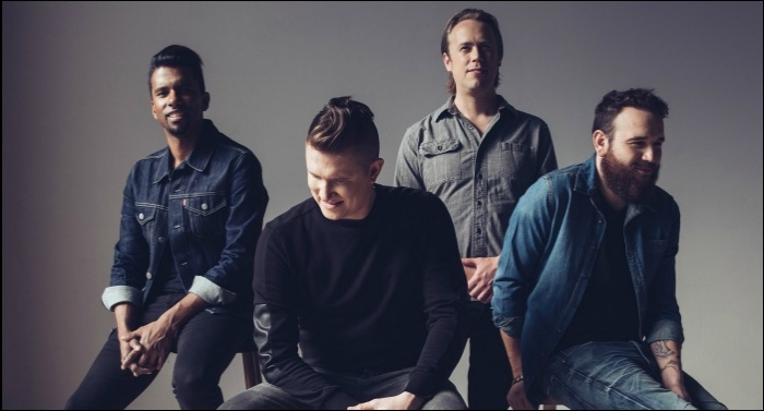 The Neverclaim Releases 'Encounter: A Live Worship Experience'