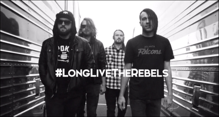 ​Disciple Launches Kickstarter Campaign for 'Long Live the Rebels'