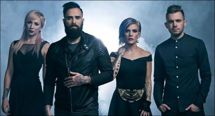 Skillet's 'Unleashed' Bows At #3 On Billboard's Top 200 Album Chart