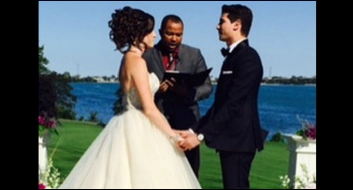 Manic Drive's Shawn Cavallo Gets Married