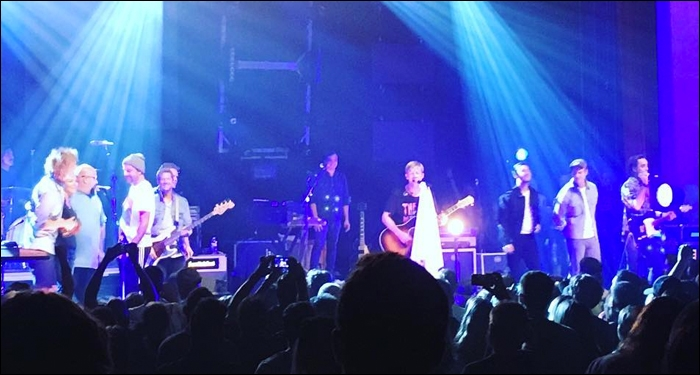Five Iron Frenzy Joins Switchfoot and Relient K On Stage