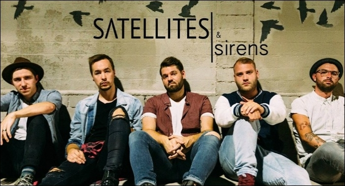 Satellites & Sirens Begin Pre-Order For New Album 'TANKS'