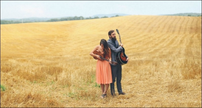 Jonathan David & Melissa Helser Receive First Dove Award As 'Beautiful Surrender' Tops Retail Charts