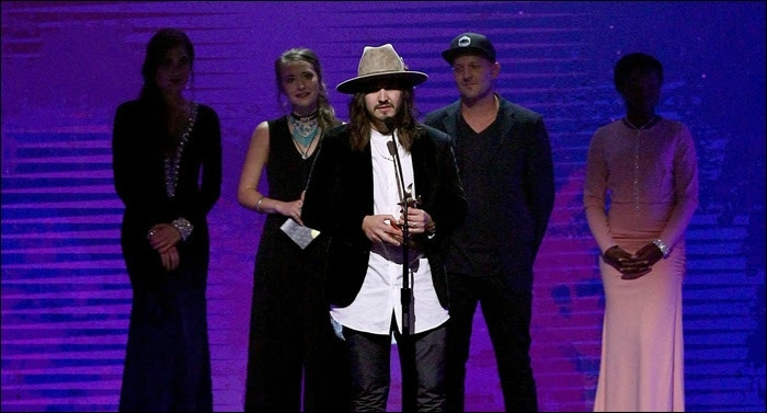Jordan Feliz Wins His First Dove Award for New Artist of the Year