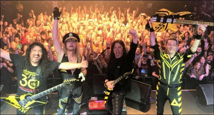 Stryper Kicks Off 30th Anniversary 'To Hell with the Devil' Tour