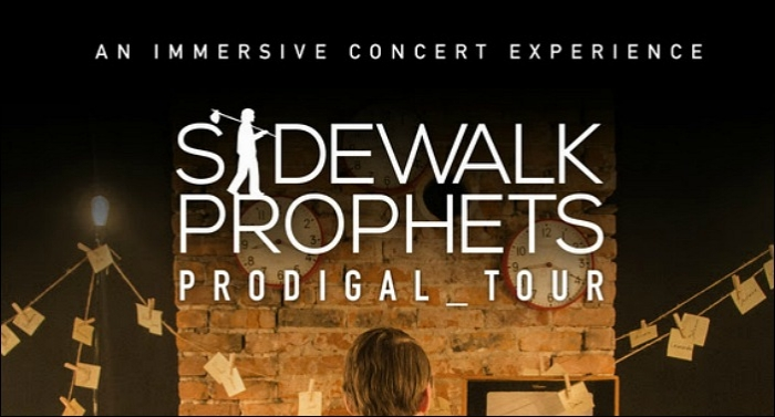 Sidewalk Prophets Announces Second Leg of 'The Prodigal Tour'