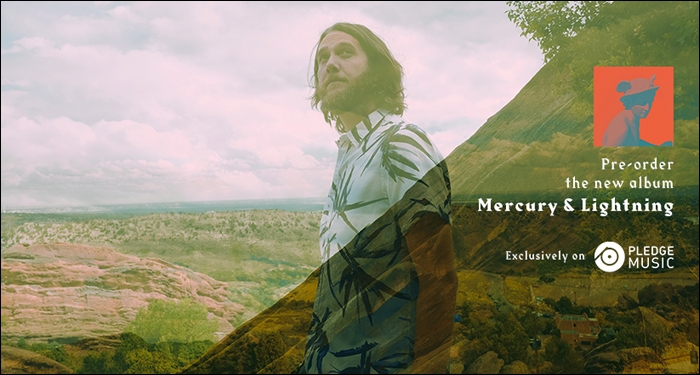 ​John Mark McMillan Launches Pre-order for 'Mercury & Lightning'