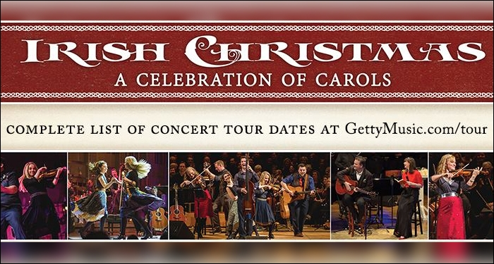 Ricky Skaggs and Laura Story Among Special Guests On Keith and Kristyn Getty's Christmas Tour