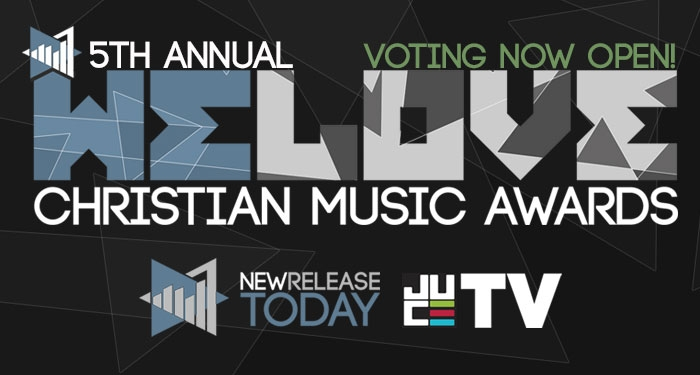 Voting Now Open In 5th Annual We Love Christian Music Awards