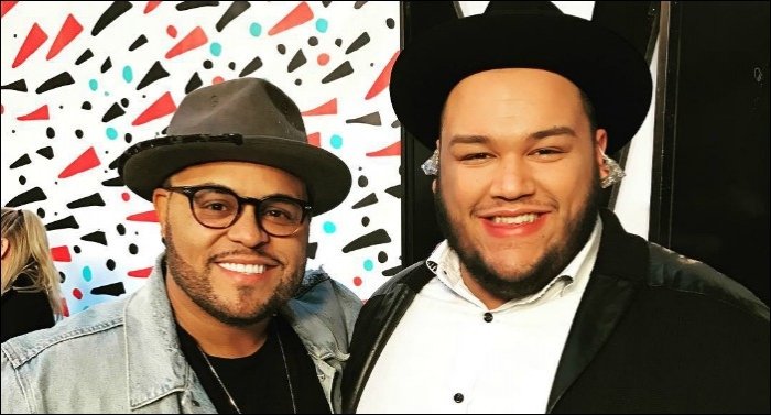 The Voice Semi-Finalist Performs Israel Houghton Song
