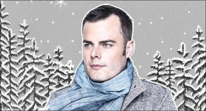 Marc Martel Releases First Solo Christmas Project 'The Silent Night' EP