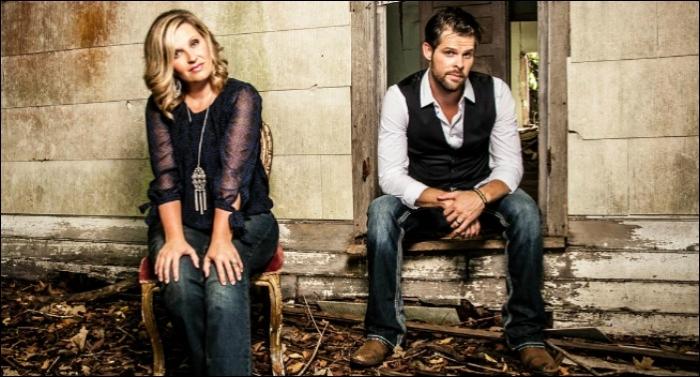 Aaron & Amanda Crabb To Join Inaugural Festivities