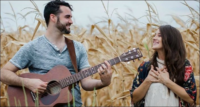 Former Flyleaf Guitarist Teams Up With Wife To Release New EP