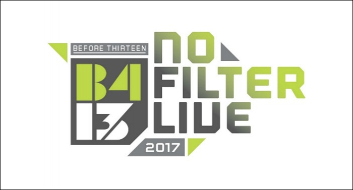 iShine Presents The B413 'NO FILTER LIVE' TOUR 2017