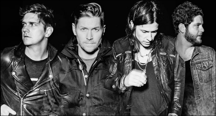 NEEDTOBREATHE To Open For Faith Hill and Tim McGraw On Spring Tour