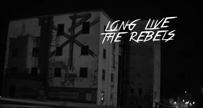 ​Disciple Releases Lyric Video for 'Long Live the Rebels'