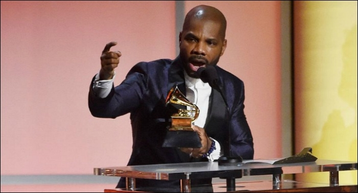 Kirk Franklin Wins Twice At 59th Annual GRAMMY Awards