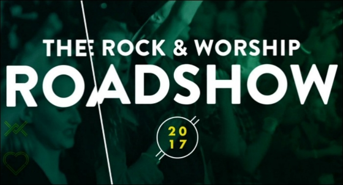 NewReleaseToday Joins Rock & Worship Roadshow for Sixth Year Running Bringing Music and Freebies