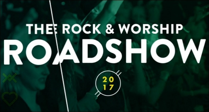 NewReleaseToday Offers Exclusive 40 Song Sampler with Rock & Worship Roadshow Tour VIP Ticket