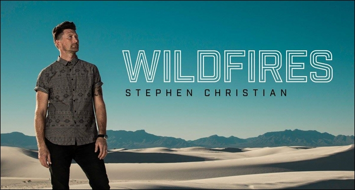 ​Former Anberlin Frontman Stephen Christian Reveals Solo Album Title