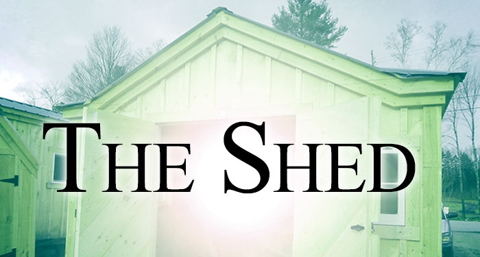 The Shack sequel The Shed to Hit Theaters This December (April Fools 2017)