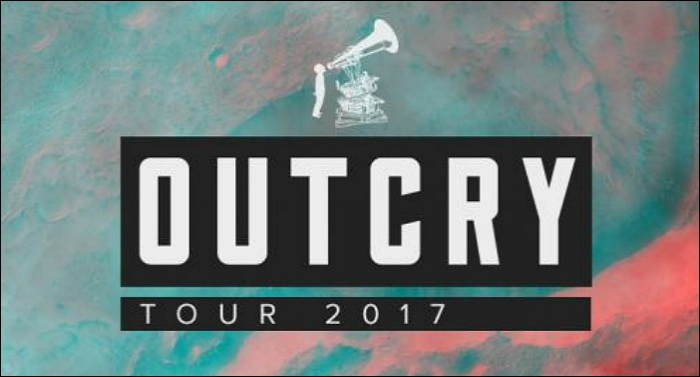 Outcry Tour Announces Summer Lineup and Cities