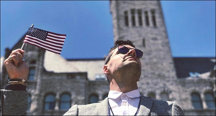 ​for KING & COUNTRY's Joel Smallbone Becomes United States Citizen