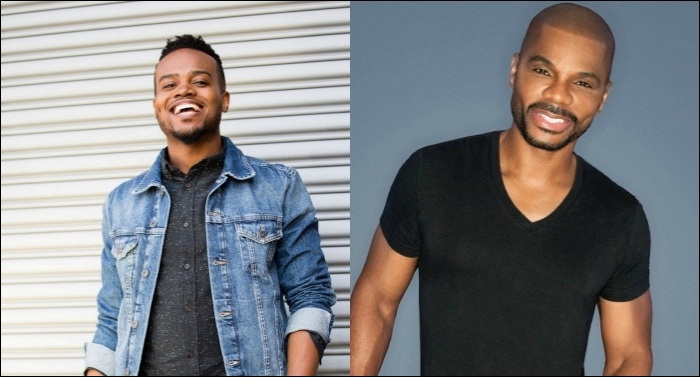 Kirk Franklin and Travis Greene Celebrate Wins at the 2017 Billboard Music Awards