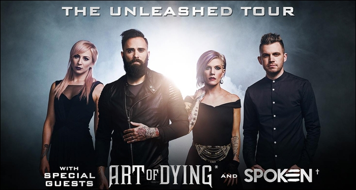 ​Skillet To Bring The Unleashed Tour to Canada