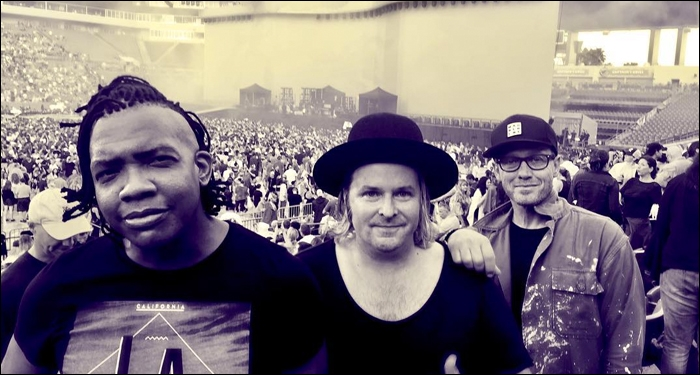 ​dc Talk Attends U2 Show With OneRepublic