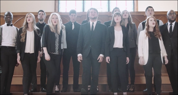 Christian Acapella Group's Cover of 'What A Beautiful Name