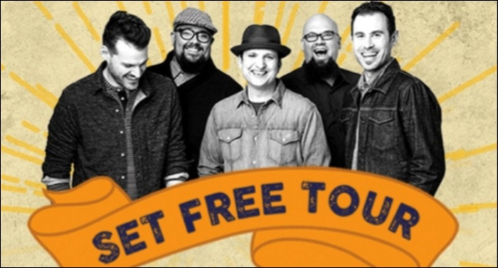Big Daddy Weave Launches Fall Leg of Set Free Tour