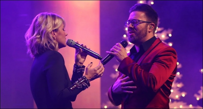 Natalie Grant and Danny Gokey Reunite to Bring Back 'Celebrate Christmas' Tour