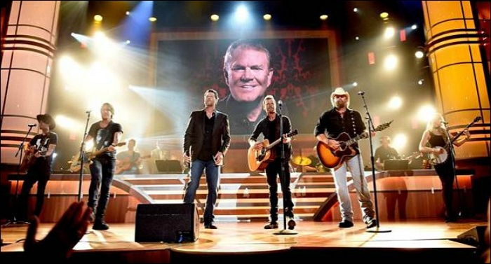 Glen Campbell Celebrated at 11th Annual ACM Honors with Star-Studded Tribute